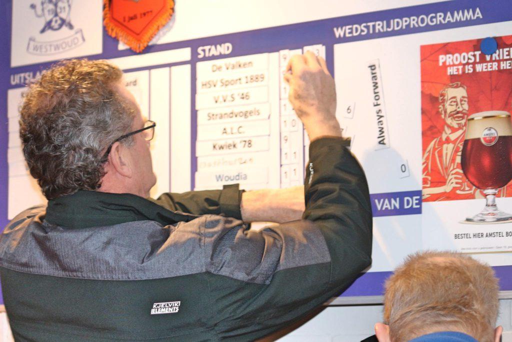 LIVE Derbyverslag: Zwaagdijk 1 – Woudia 1